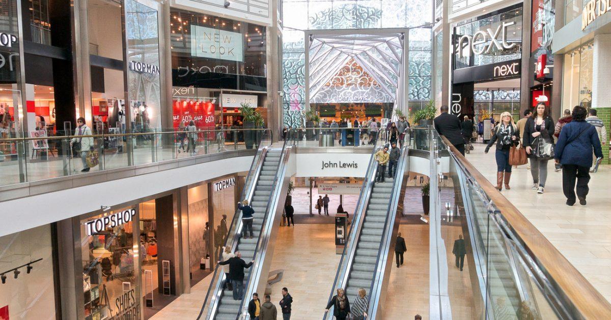 Benefits of Shopping Malls